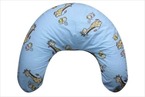 Подушка Лежебока Жирафы