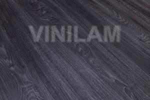 Виниловая плитка Vinilam Oak black 546128