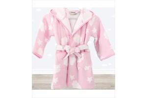 Детский халат Irya Cloud pink 8699396055507