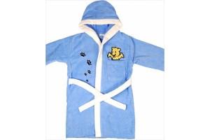 Детский халат Home line Кротик blue 117895