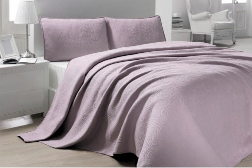 Покрывало Issimo Home Rosery purple 500889
