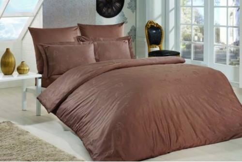 Постельное белье Mariposa Deluxe Tencel brown m011907
