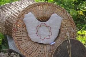 Детская подушка Lintex Петушок