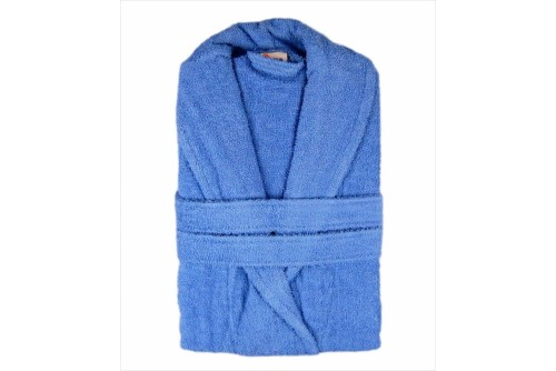 Халат Home line Сomfort blue 117078