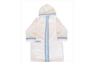 Детский халат Home line Вышиванка белая 115547