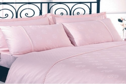 Постельное белье Issimo Home Eleonora pink 500176