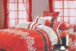 Постельное белье Вилюта Пламенный поцелуй 8630 крас