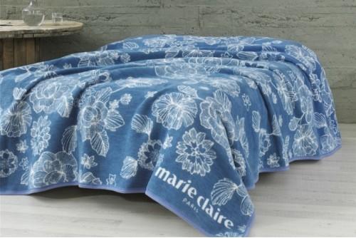 Плед Marie Claire Pania mavi 8698854023249