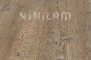 Виниловая плитка Vinilam Дуб стальной 70518