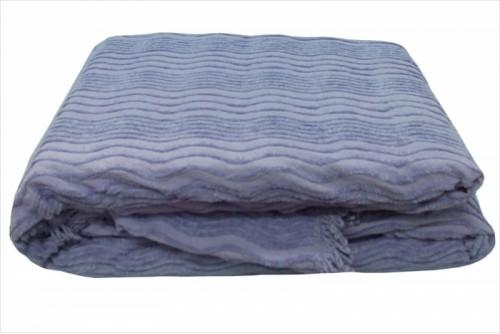Плед OndaBlu Sinel blue Lod221