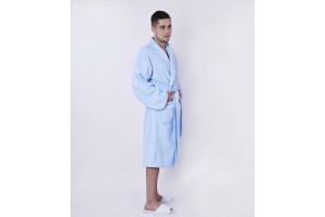 Халат Marca Marco Milano blue 900010